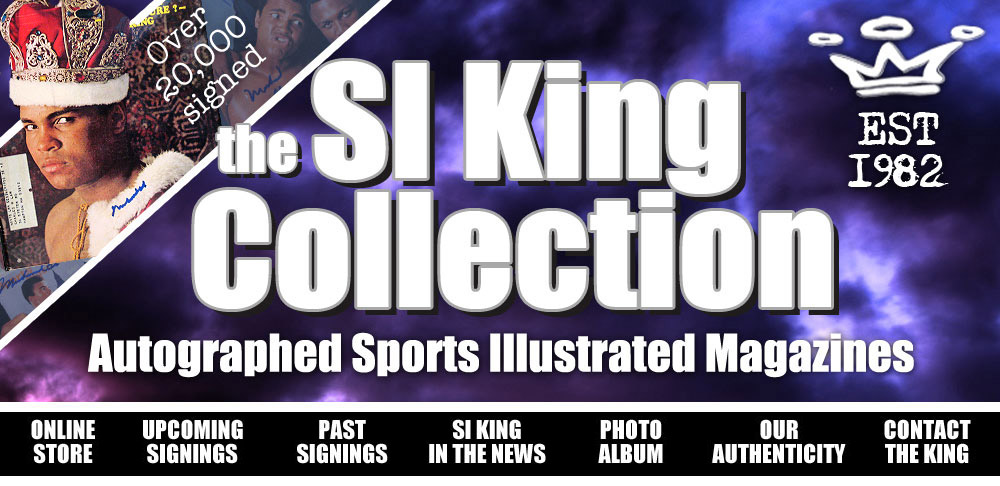 SI King Collection Header